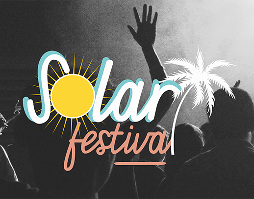 logo solar festival